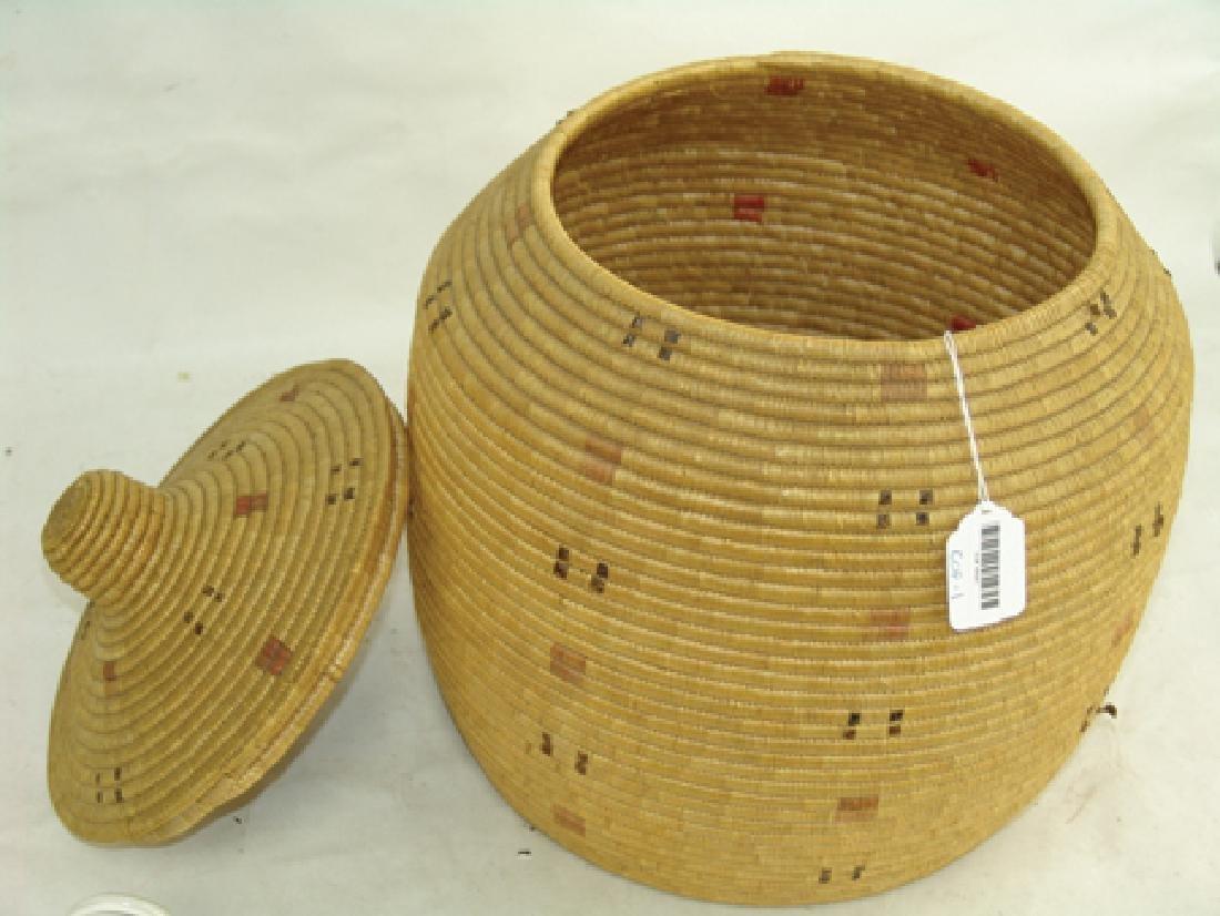 Eskimo Basket - 5