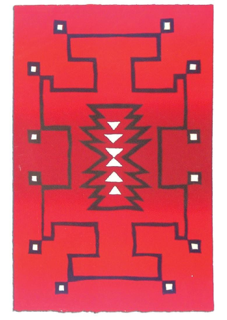 RC Gorman, Navajo (1931-2005)