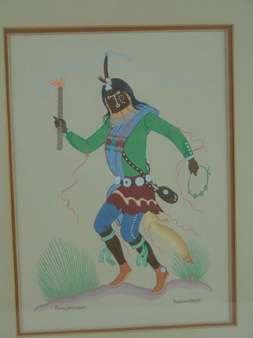 Harrison Begay, Navajo (1914-2012) - 2