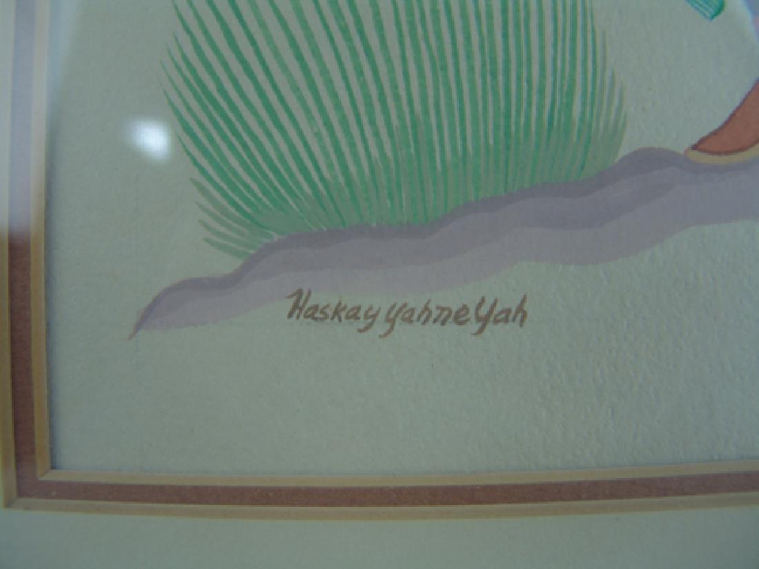 Harrison Begay, Navajo (1914-2012) - 3