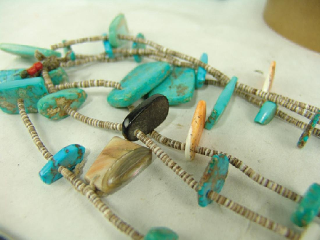 Pueblo Necklace - 7