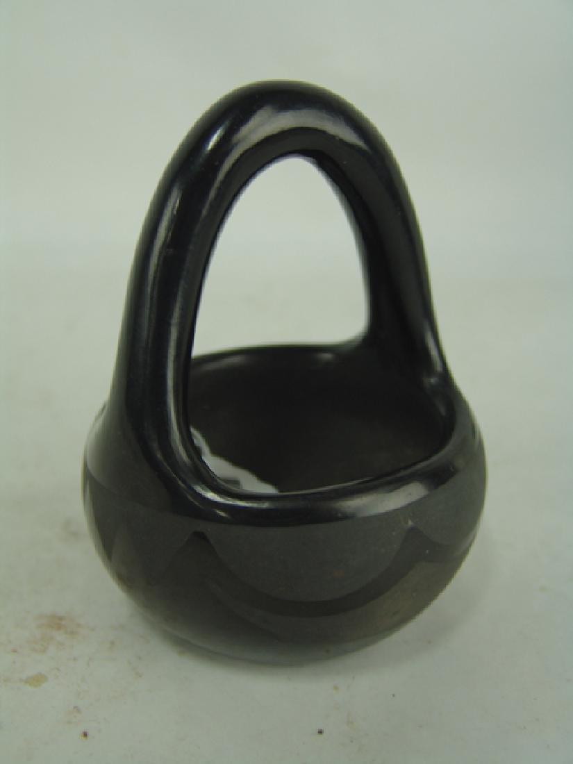 Santa Clara Pottery Vessel - Anita Suazo - 2