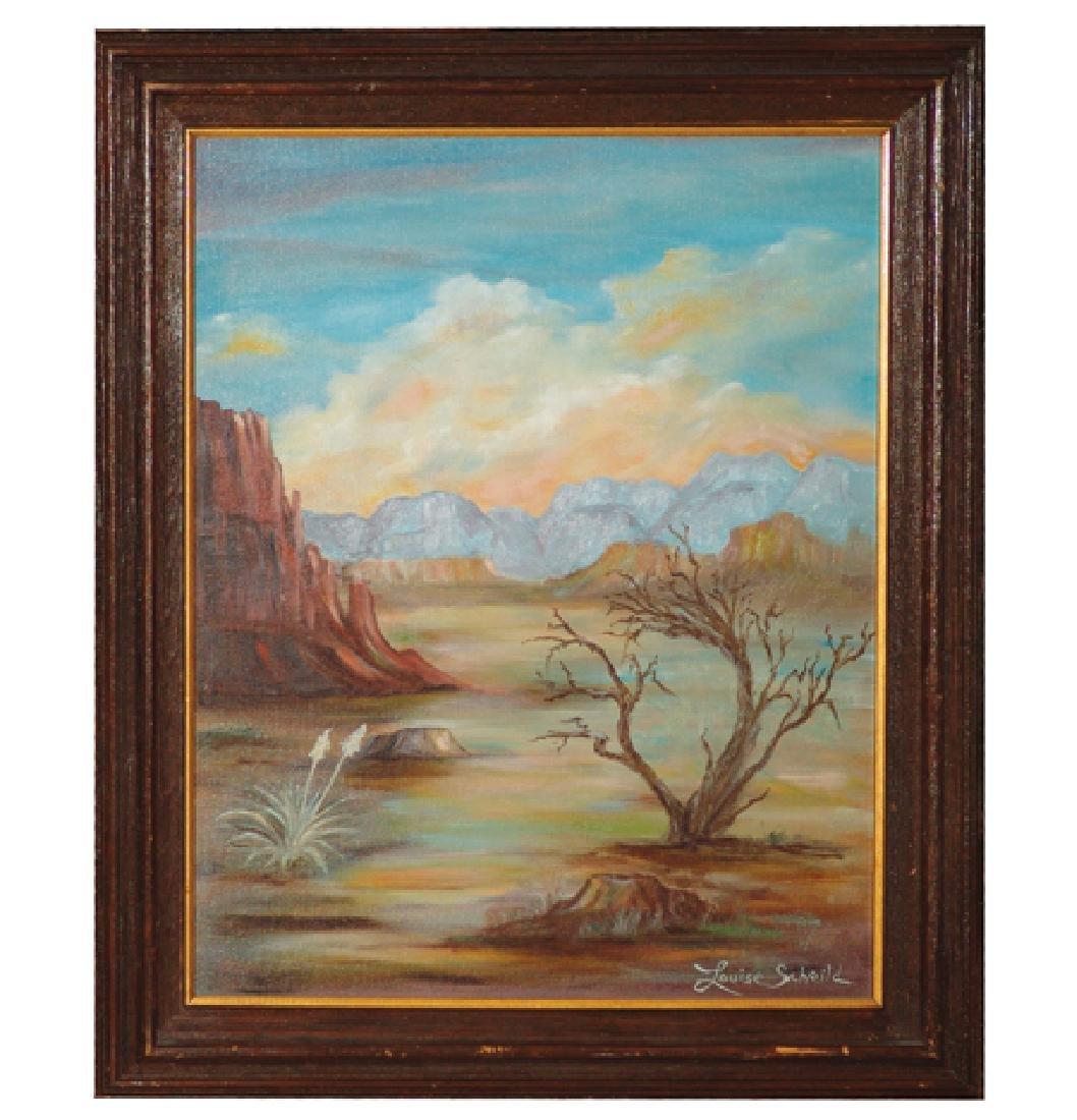 Louise Scheild, AZ/WA (1912-2008)