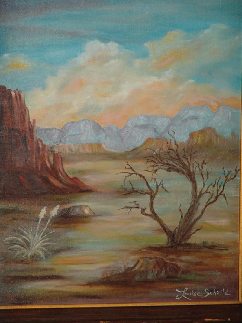 Louise Scheild, AZ/WA (1912-2008) - 2