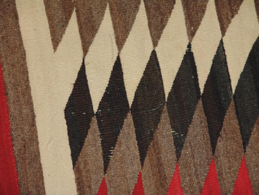 Navajo Rug/Weaving - 6