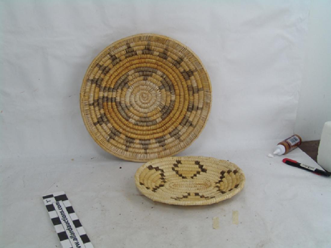 Papago & Navajo Baskets - 2
