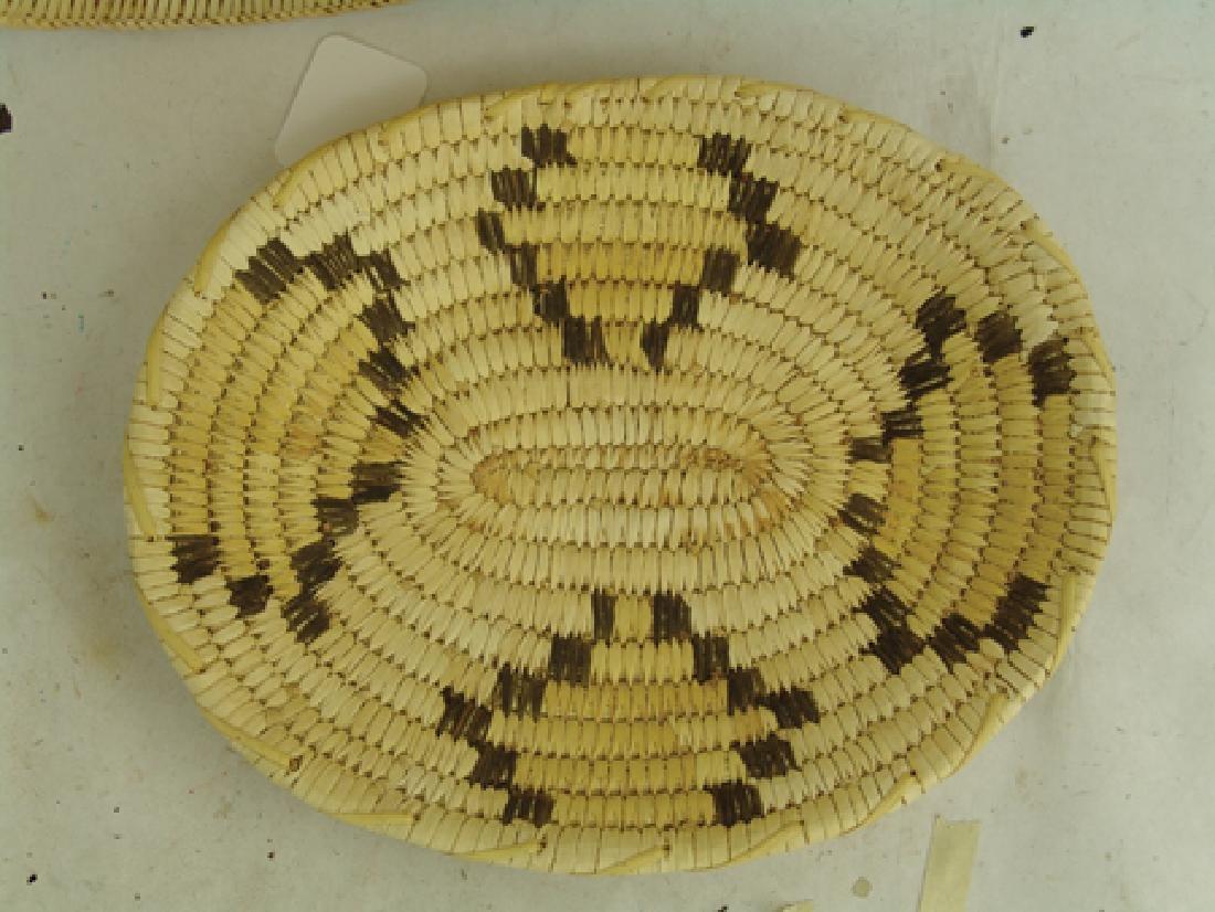 Papago & Navajo Baskets - 3