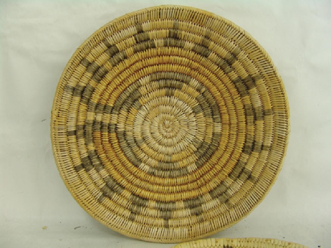 Papago & Navajo Baskets - 4