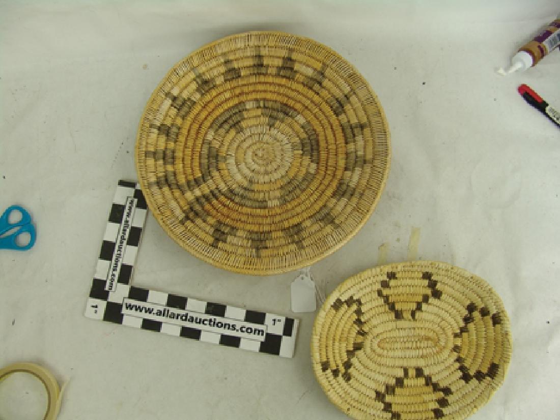 Papago & Navajo Baskets - 5
