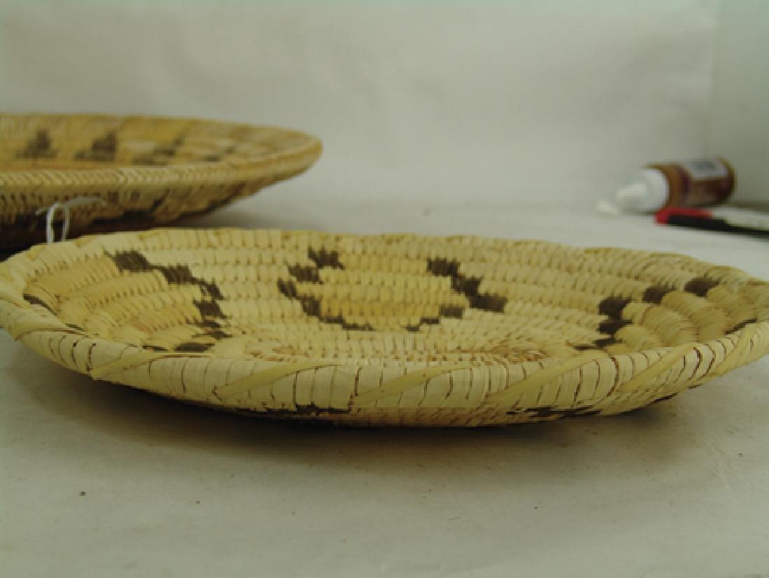 Papago & Navajo Baskets - 7