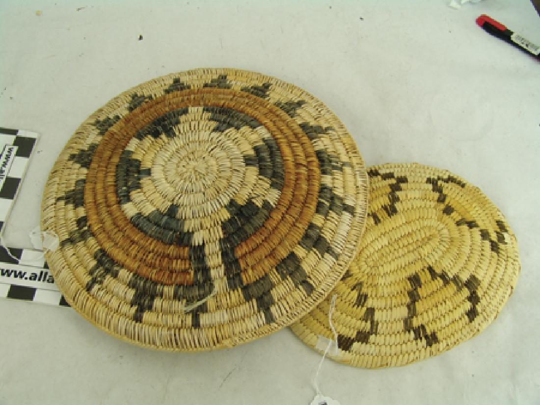 Papago & Navajo Baskets - 8