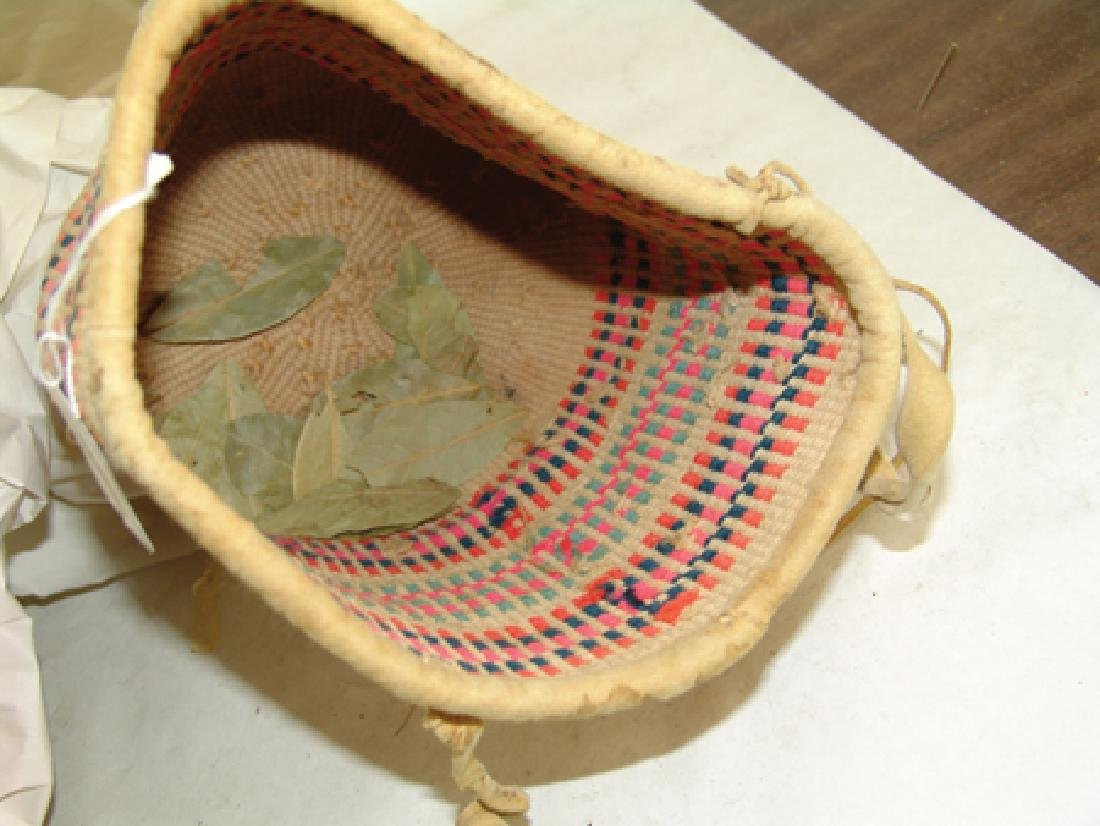 Wasco/Nez Perce Sally Bag - 2