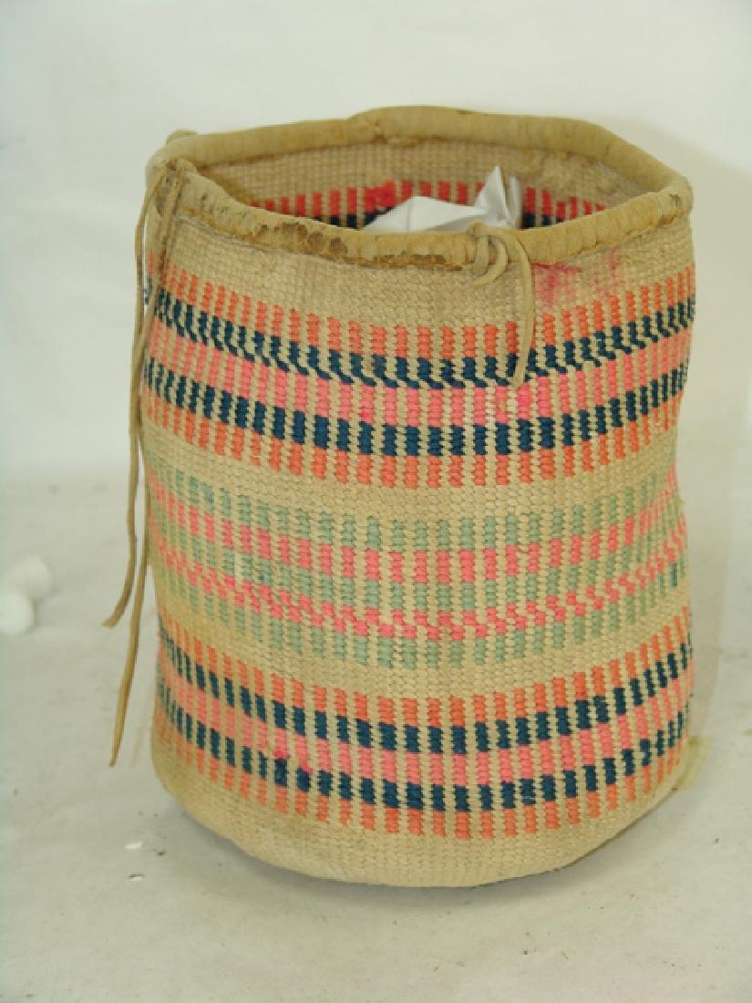 Wasco/Nez Perce Sally Bag - 4