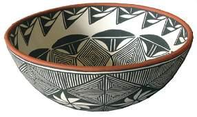 Acoma Pottery - Ruth Estevan