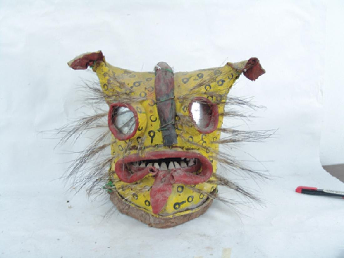 2 Mexican Masks - 7