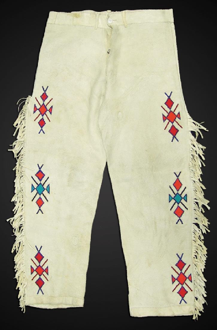 Plateau Buckskin Pants