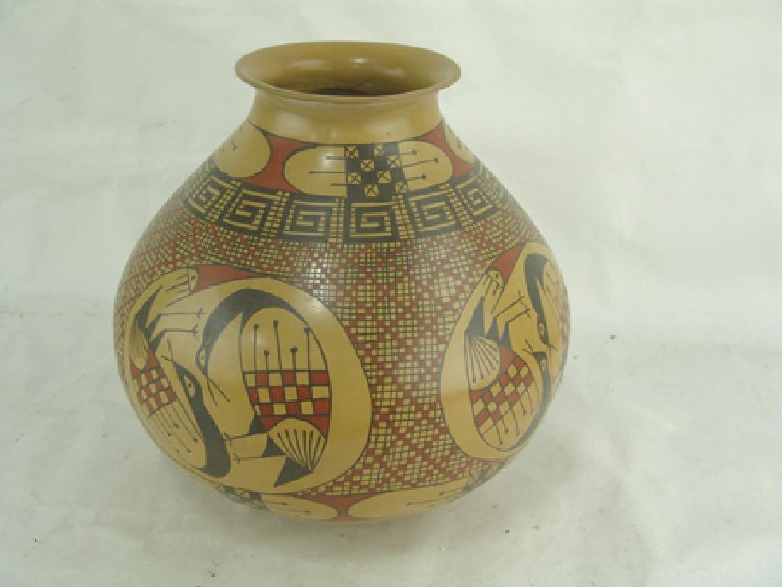Casas Grandes Pottery Jar - Miguel Bugarini - 2