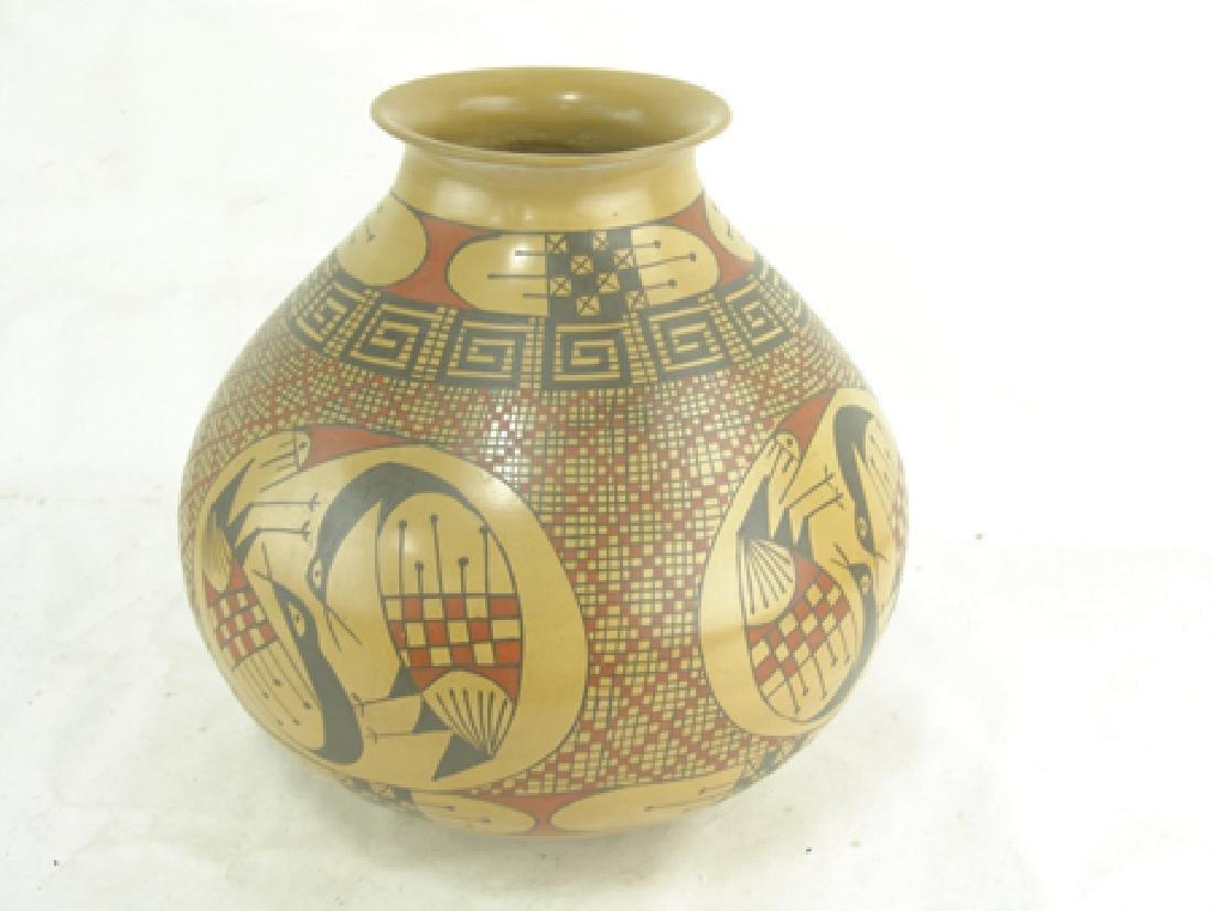 Casas Grandes Pottery Jar - Miguel Bugarini - 3