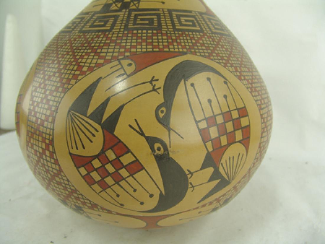 Casas Grandes Pottery Jar - Miguel Bugarini - 4