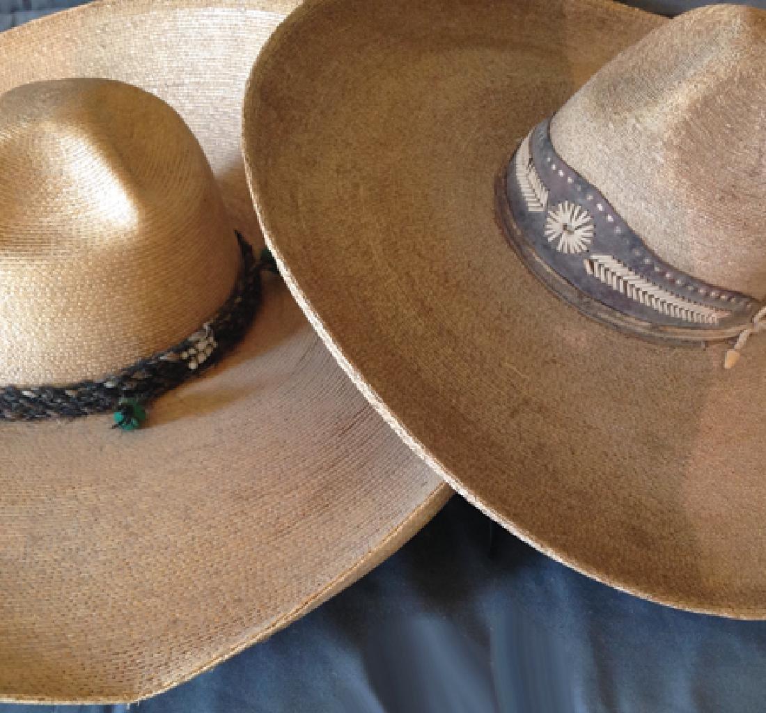 2 Mexican Sombreros - 2