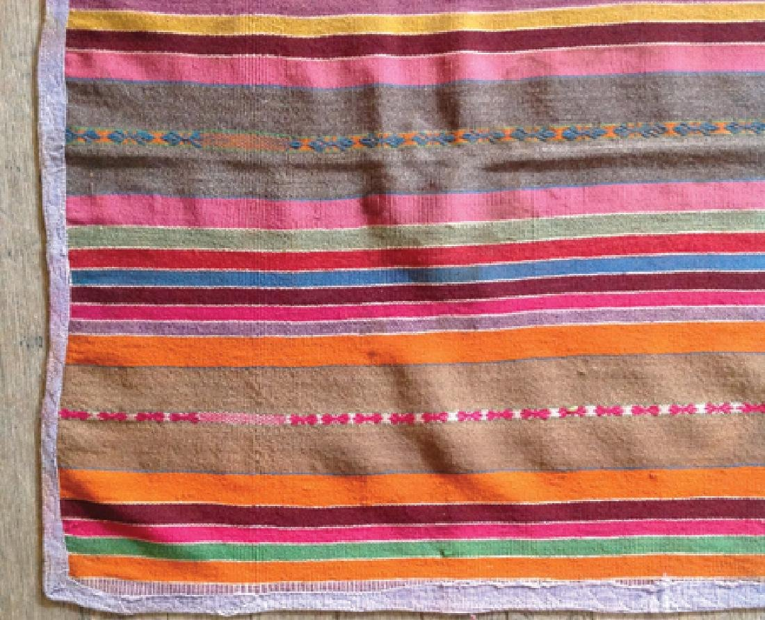 Peruvian Weaving - 2
