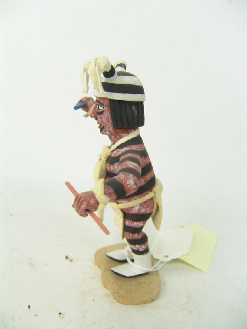 2 Hopi Kachina Carvings - 11