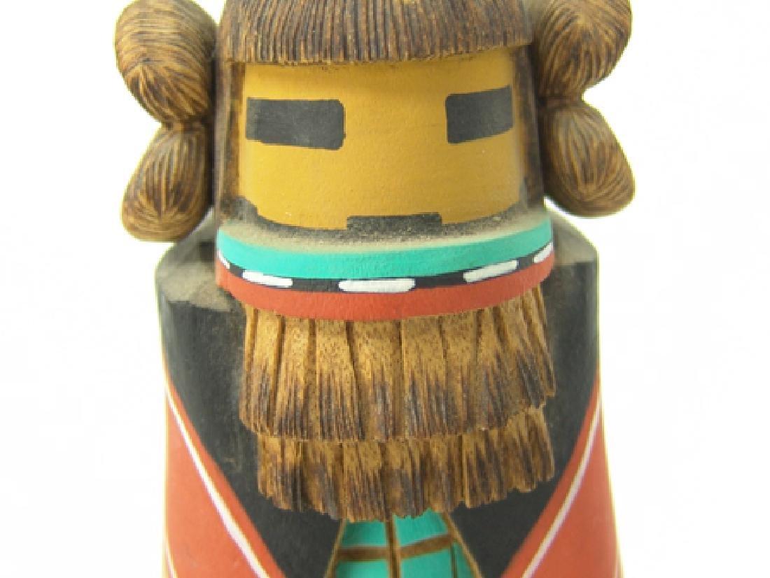 2 Hopi Kachina Carvings - 12