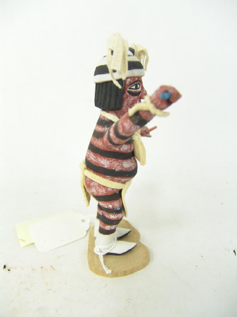 2 Hopi Kachina Carvings - 15