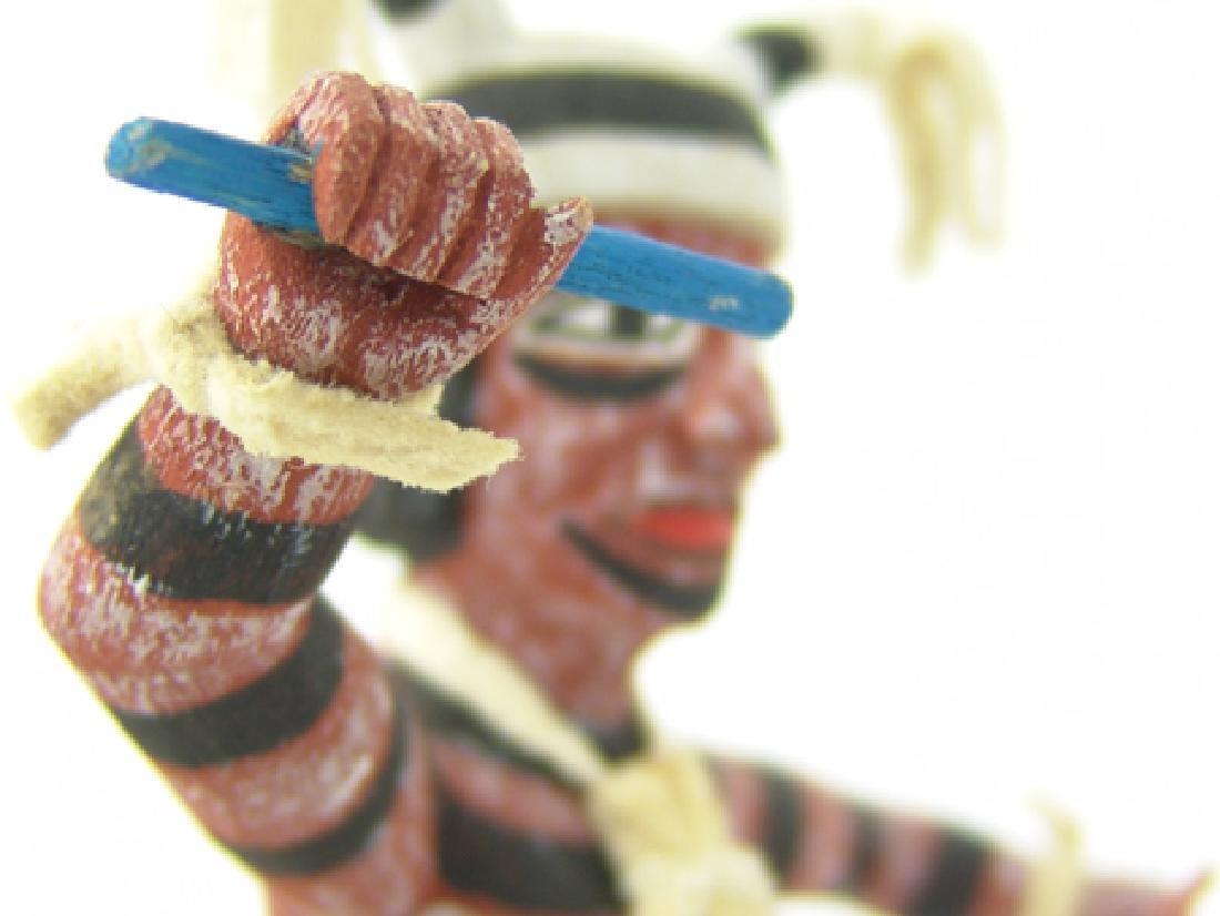 2 Hopi Kachina Carvings - 17