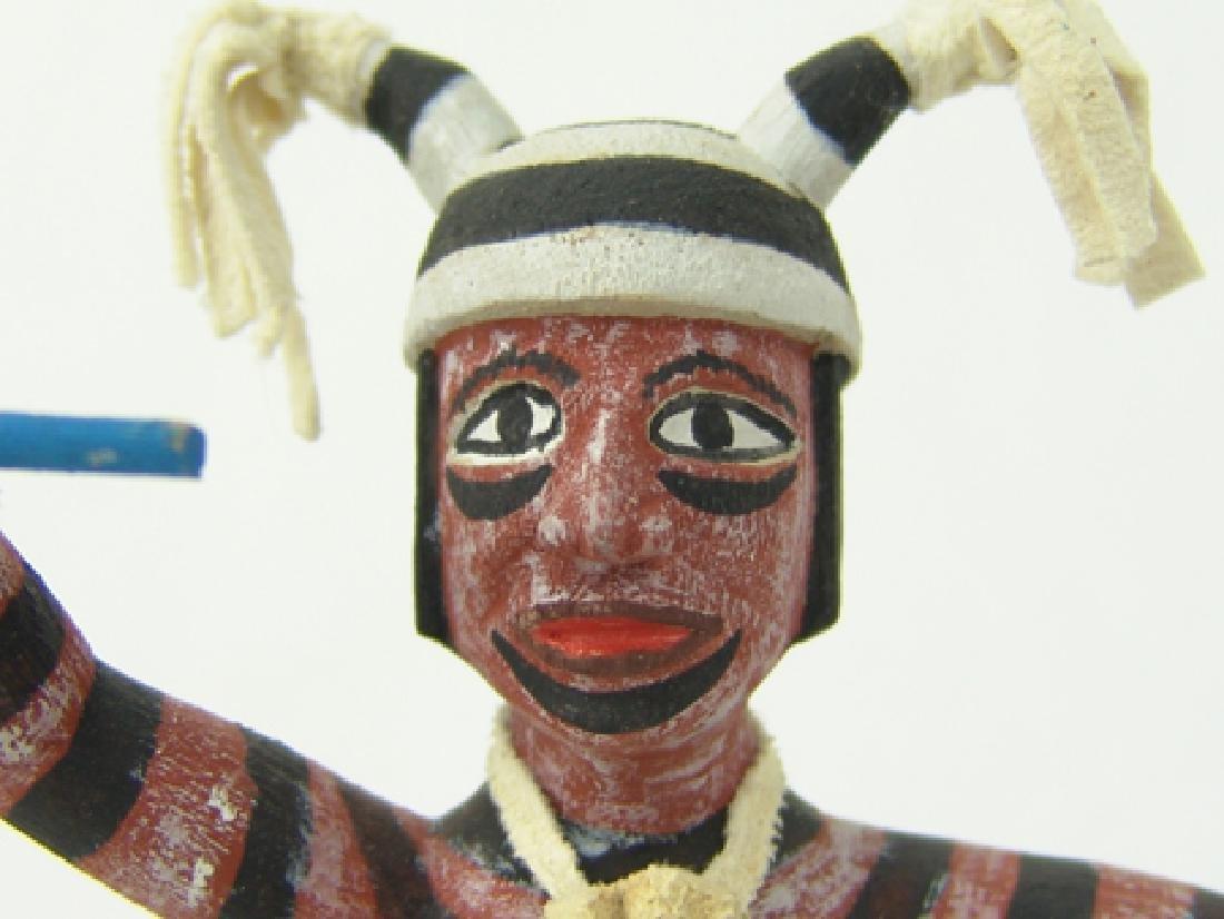 2 Hopi Kachina Carvings - 19