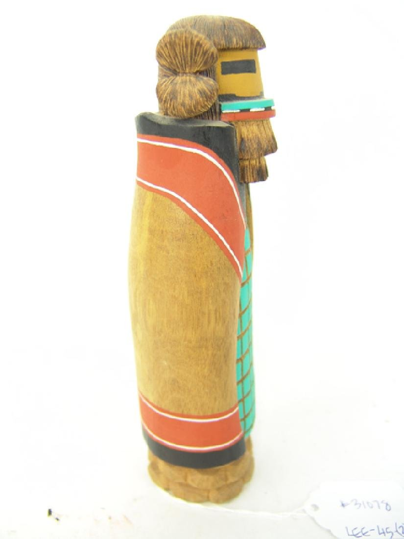 2 Hopi Kachina Carvings - 8
