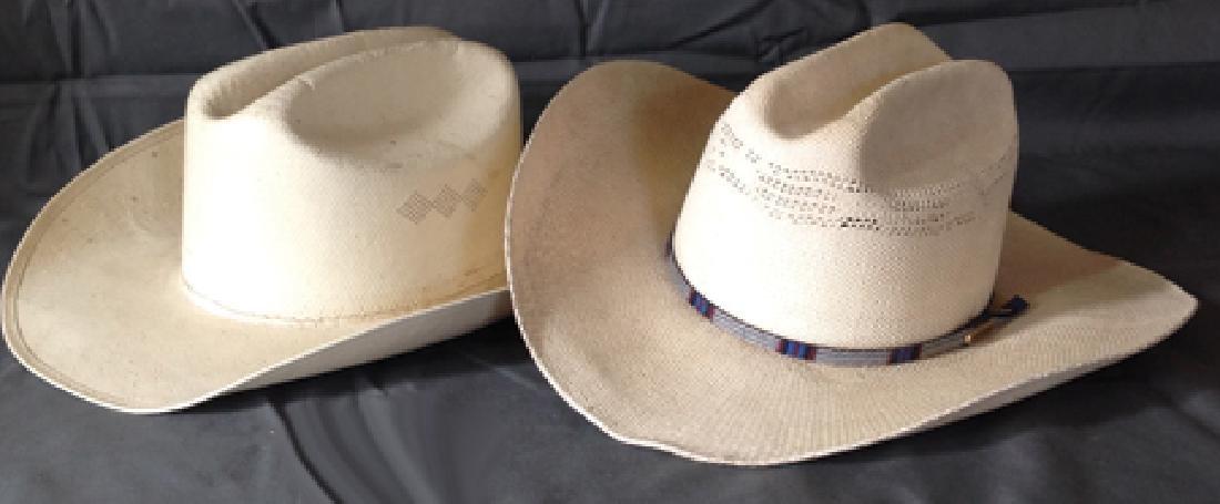 2 Mexican Cowboy Hats