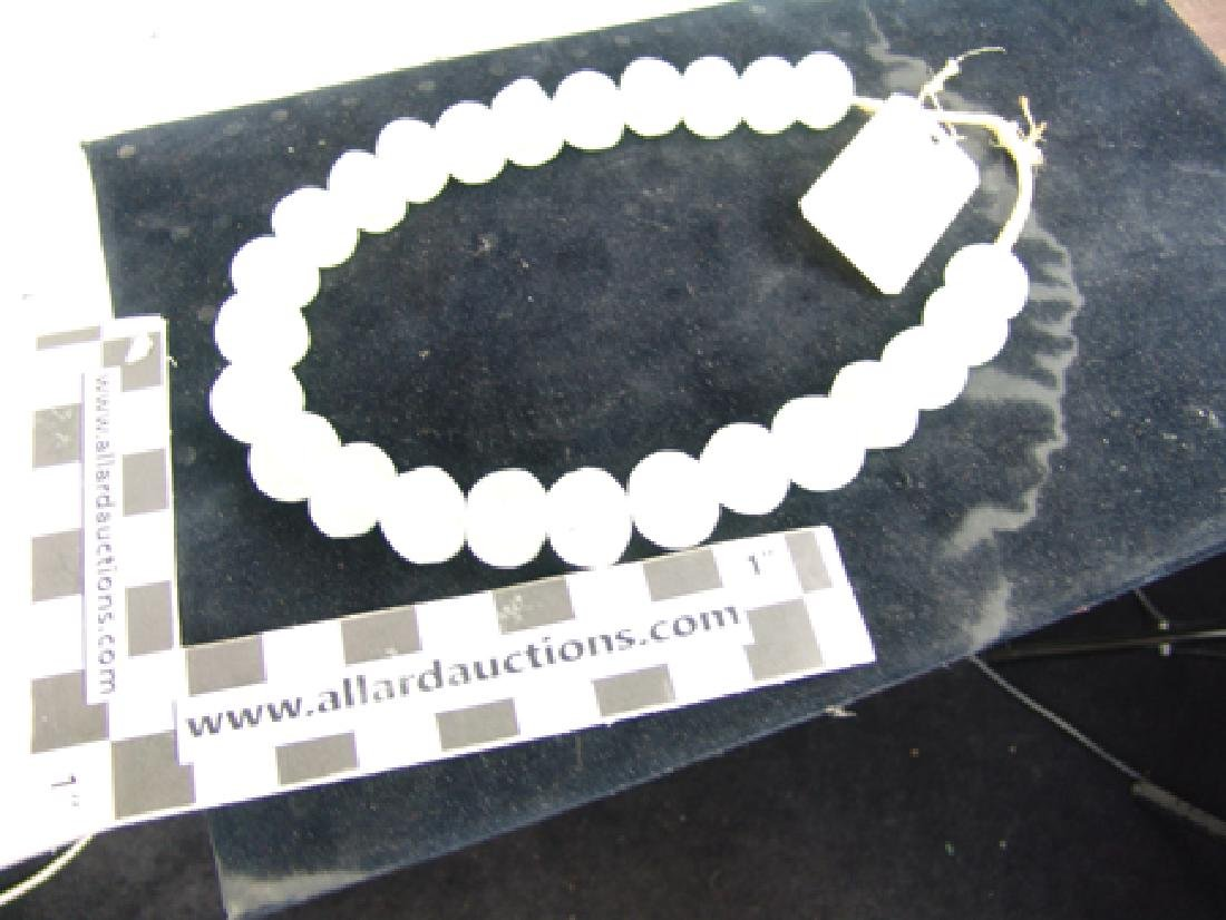 Mammoth Sea Glass Trade Beads - 3