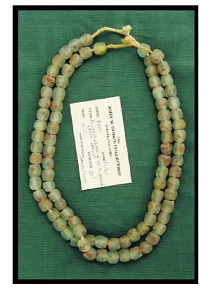 Powder Glass Trade Beads