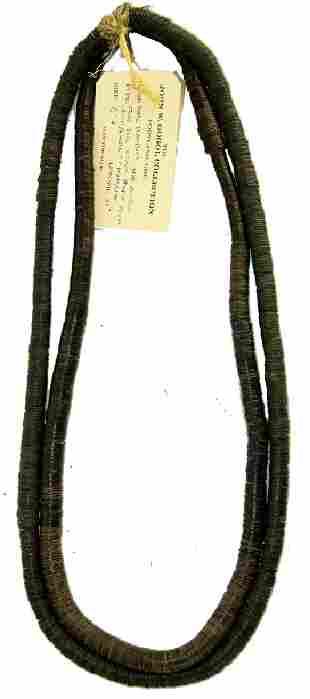 Vintage Wampum Beads