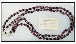Chevron Trade Beads