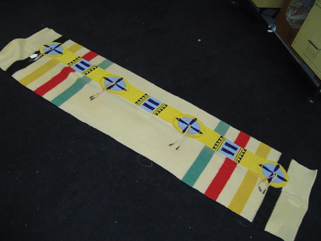 Blanket strip - 8