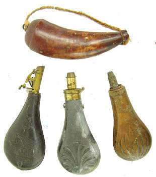 Powder Horn Collection