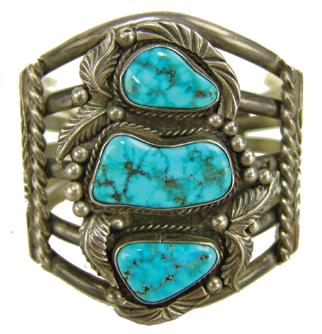 Navajo Bracelet - Tom Willeto