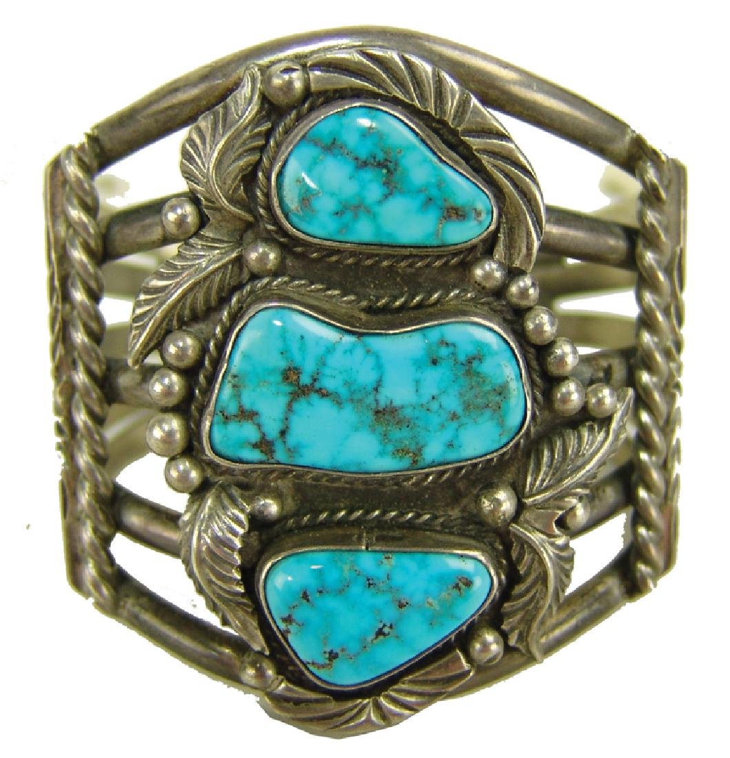 Navajo Bracelet - Tom Willeto