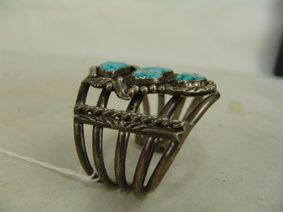 Navajo Bracelet - Tom Willeto - 3