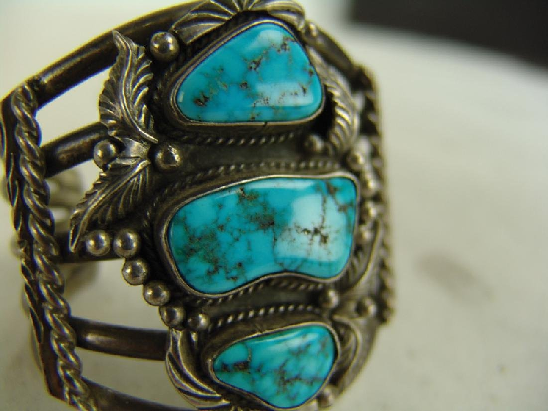 Navajo Bracelet - Tom Willeto - 4
