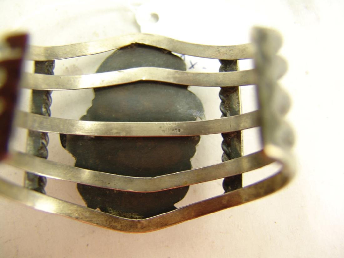 Navajo Bracelet - Tom Willeto - 5