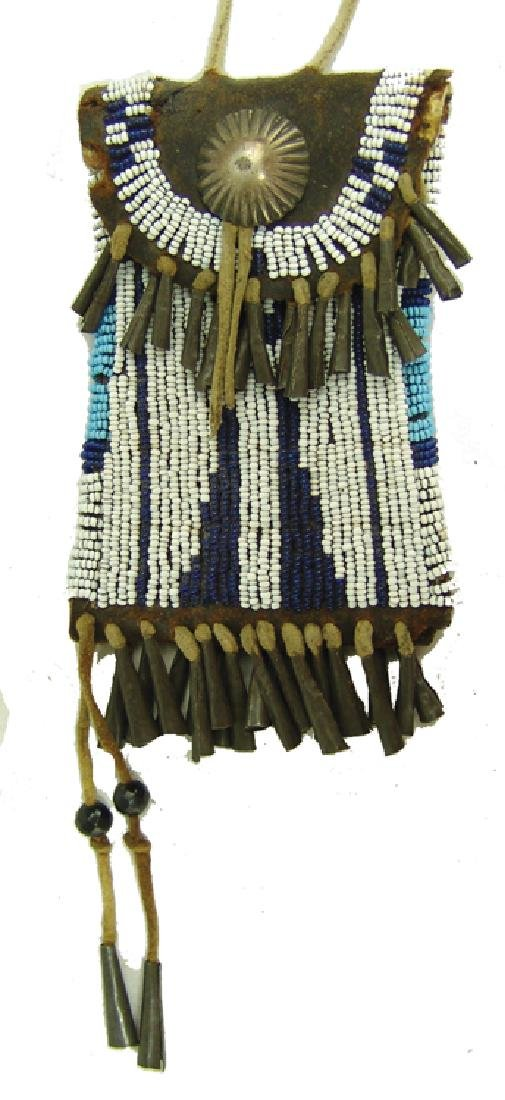 Kiowa Beaded Strike-A-Lite