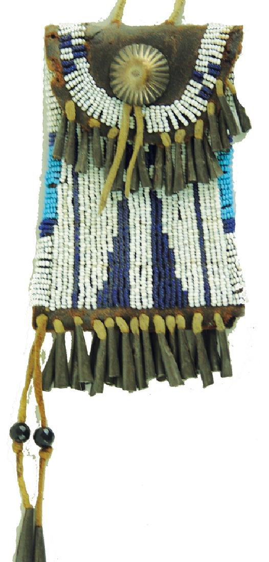 Kiowa Beaded Strike-A-Lite - 7