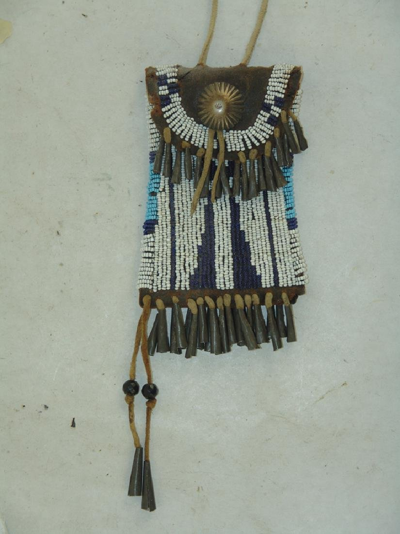 Kiowa Beaded Strike-A-Lite - 8
