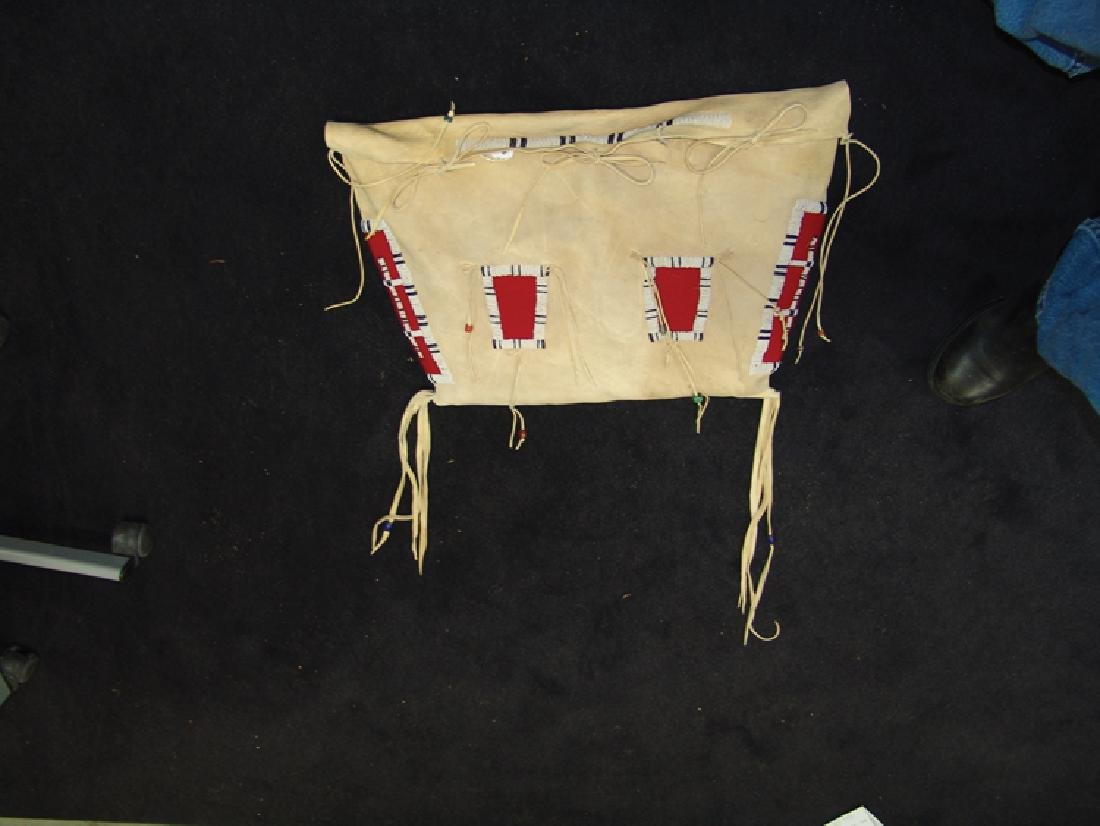 Beaded Tipi Bag - 2