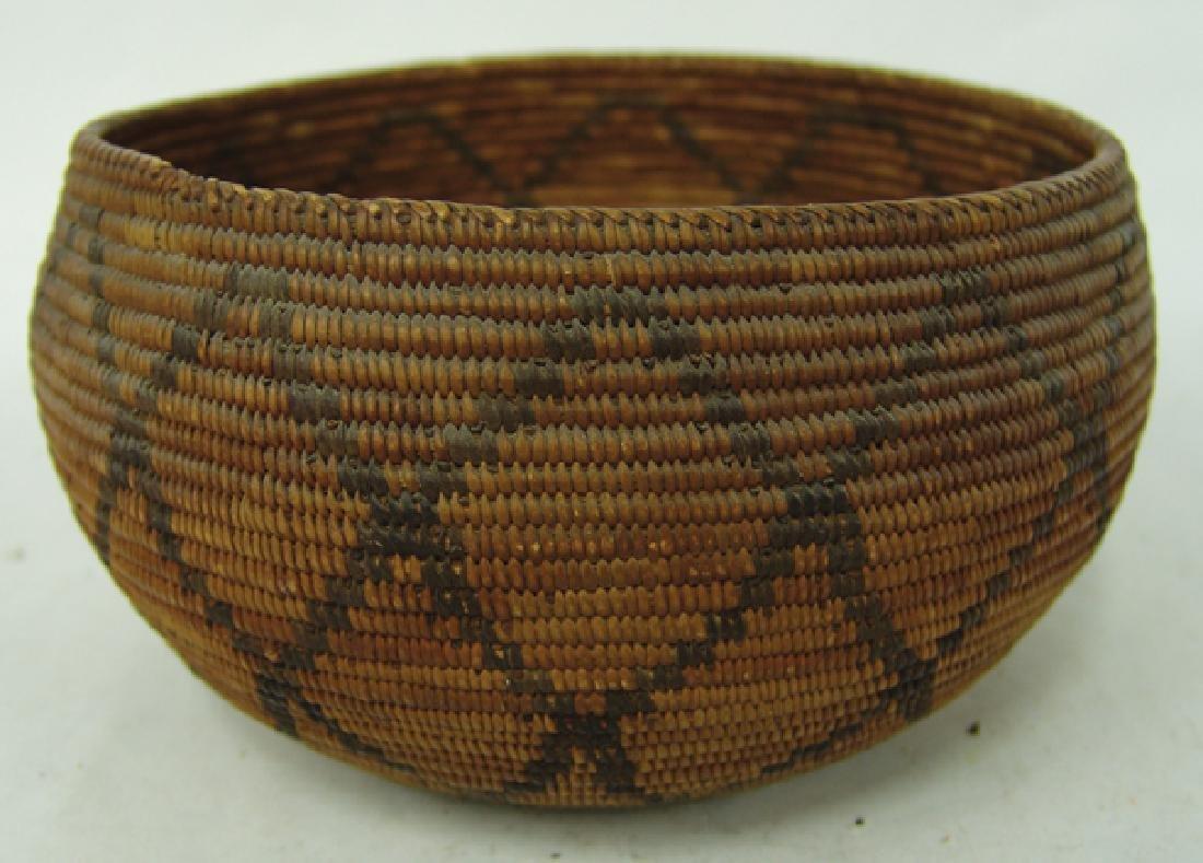 Paiute Basket - 3