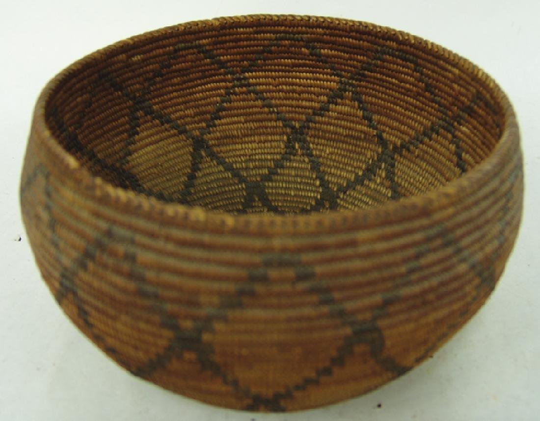 Paiute Basket - 4