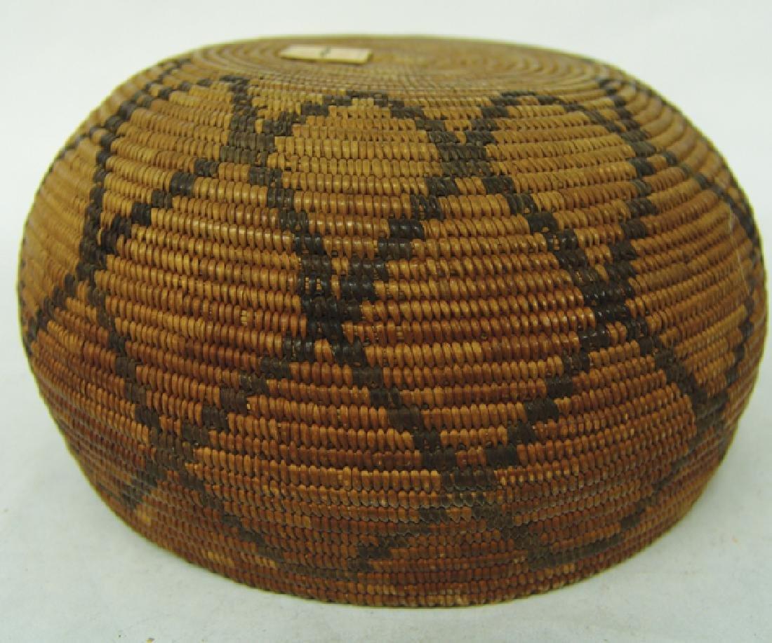 Paiute Basket - 9